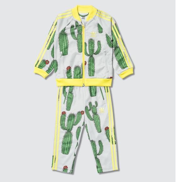 Adidas Mini Rodini Toddler Track Suit Nwt